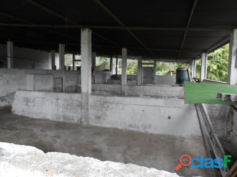 SE VENDE CASA DE CAMPO en Santa Ana del Táchira, sector Malacate 1