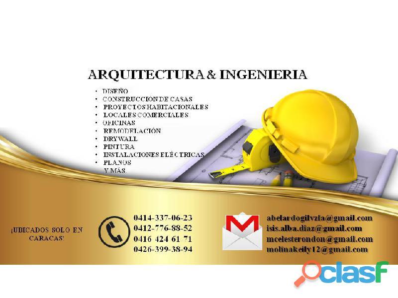 Arquitectura & ingenieria