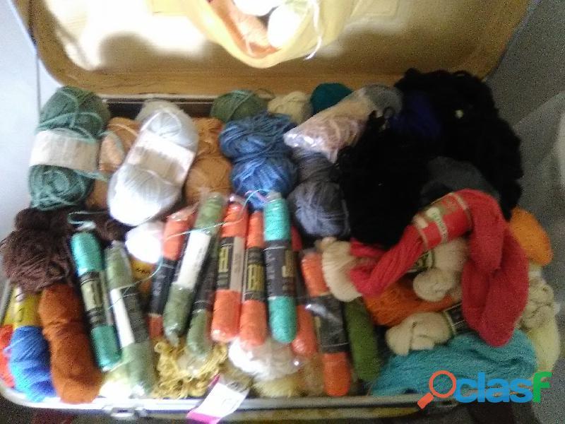 Oferta en productos para tejer