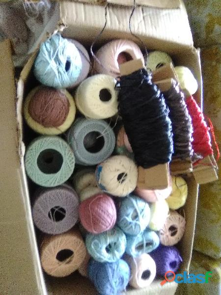 Oferta en productos para tejer 1