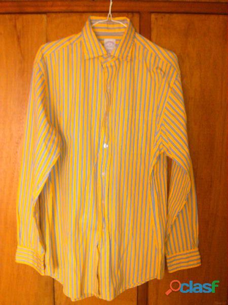 camisa caballero Talla M marca Brooks Brothers
