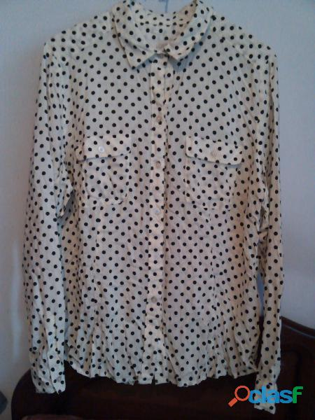 blusa de dama importada talla L LOFT ANN