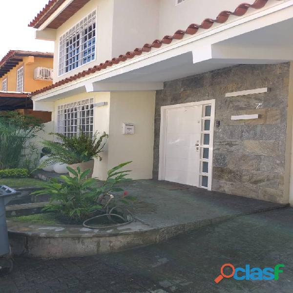 Venta casa conjunto cerrado plaza caribe barquisimeto lara