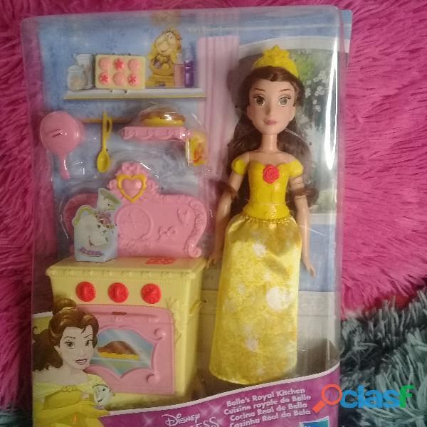Barbie disney con accesorio, importadas totalmente originales