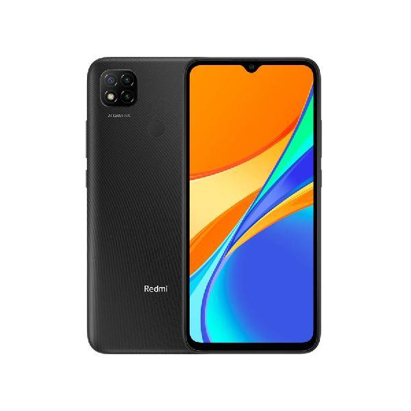 Smartphone xiaomi 64+3gb gris redmi 9c