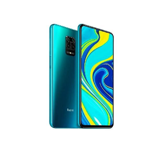 Smartphone Xiaomi 64+4 GB Azul Redmi Note 9S