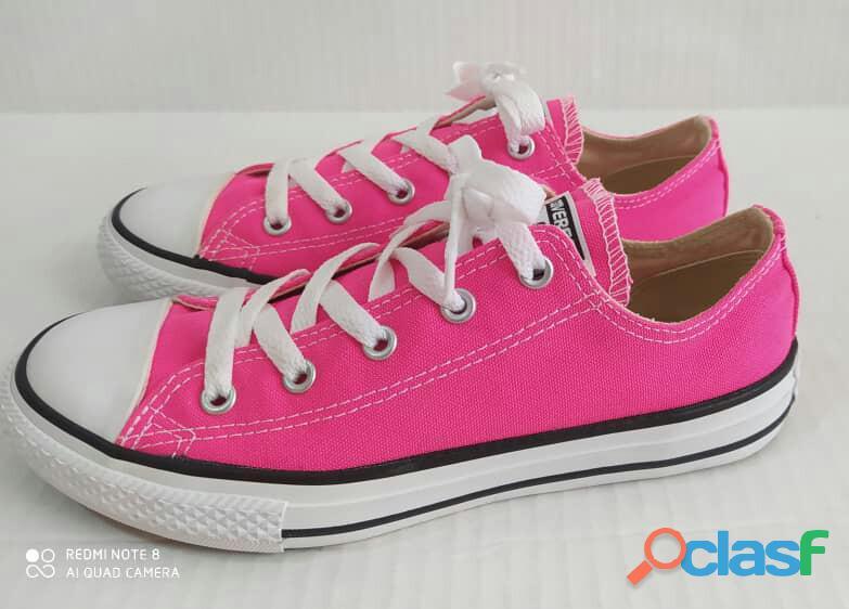 Zapatos para damas converse