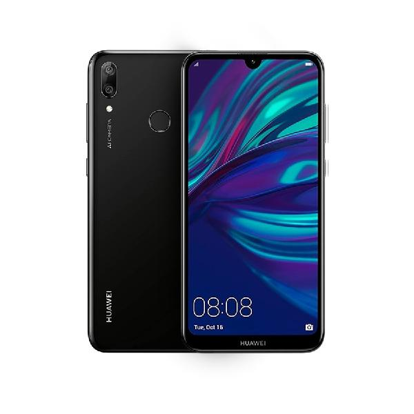 Smartphone Huawei Y7 32+3 GB Negro
