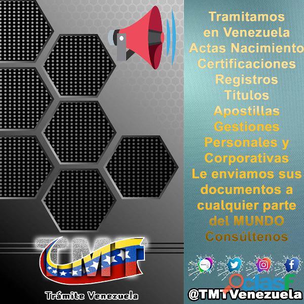 Soluciones administrativas a venezolanos
