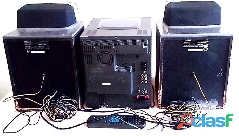 Multi Equipo de Sonido AIWA (Original) 1