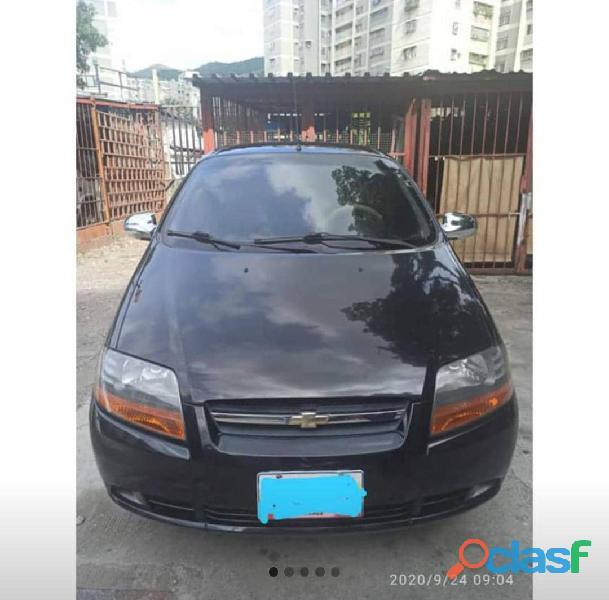Chevrolet aveo 2010 sincrónico