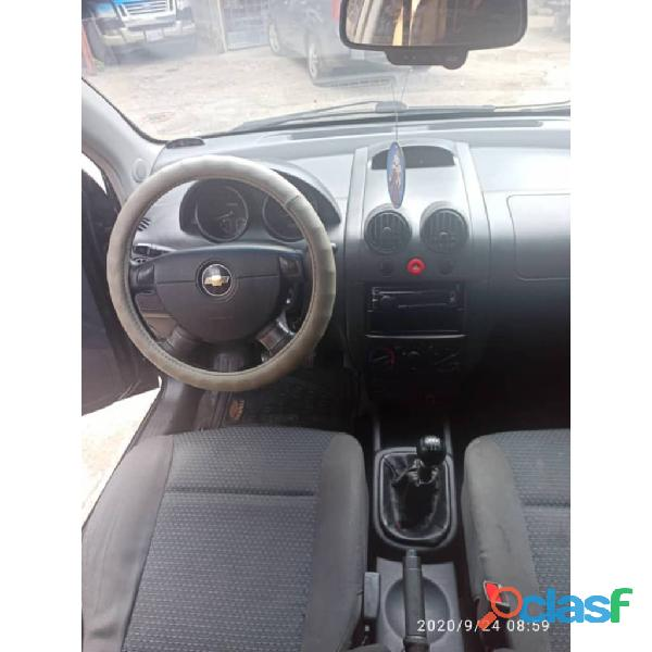 Chevrolet Aveo 2010 Sincrónico 6