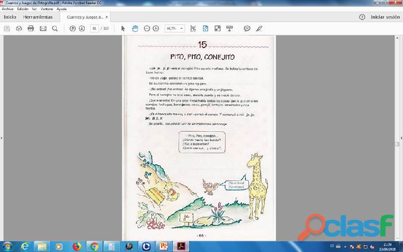 Cuentos y Juegos de ortografia PDF 2