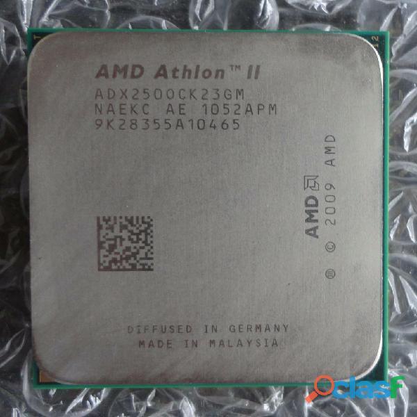 procesador AMD Athon II X2 250 3.00 Ghz Socket AM3