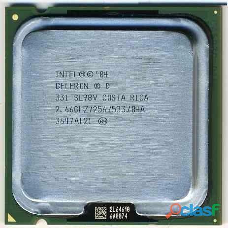 Procesador Intel Celeron D331 2.66 Ghz 1