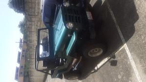 Nissan Patrol 1958, Automática