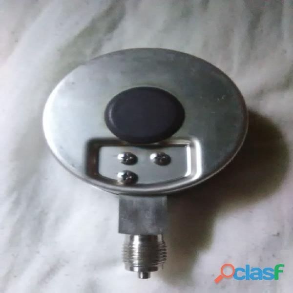 Manómetro para Refrigerante de Amoniaco (NH3) 4