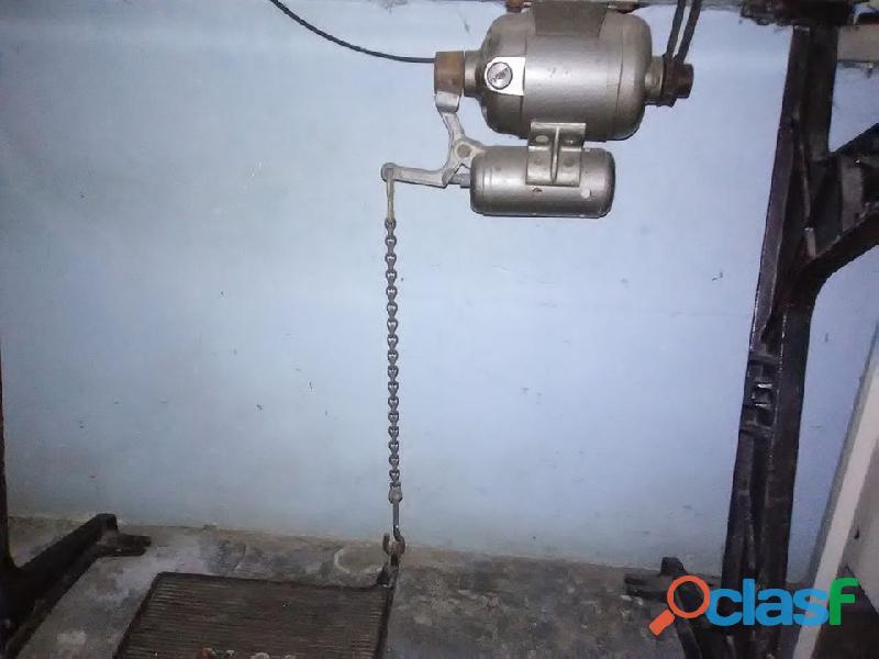 Máquina de Coser Semi industrial ALFA 4