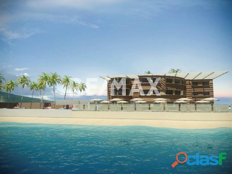 Re/max partners vende, hotel urb. cumboto norte, pto. cabello.