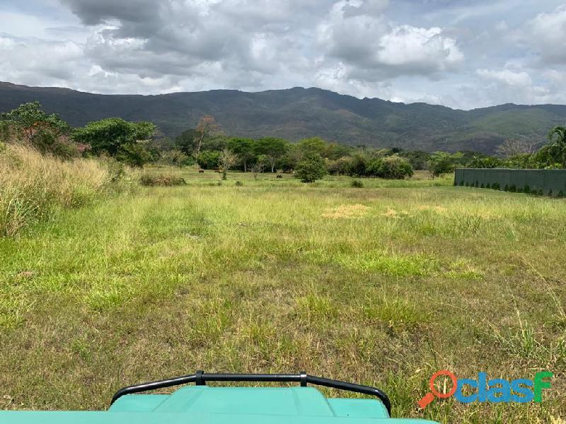 Terreno de oportunidad en venta en hato royal guataparo country club