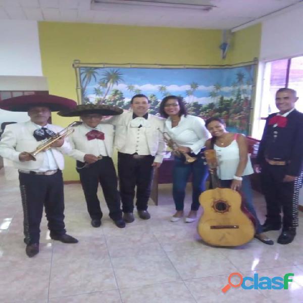 Mariachi Los Barbaros De Mexico De Caracas Venezuela 3