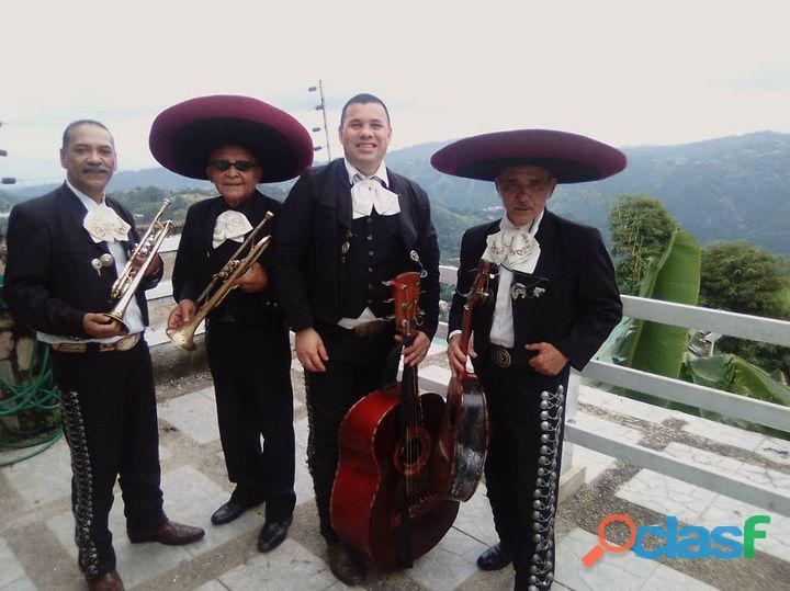 Mariachi Los Barbaros De Mexico De Caracas Venezuela 5