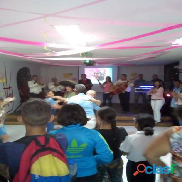 Mariachi Los Barbaros De Mexico De Caracas Venezuela 6