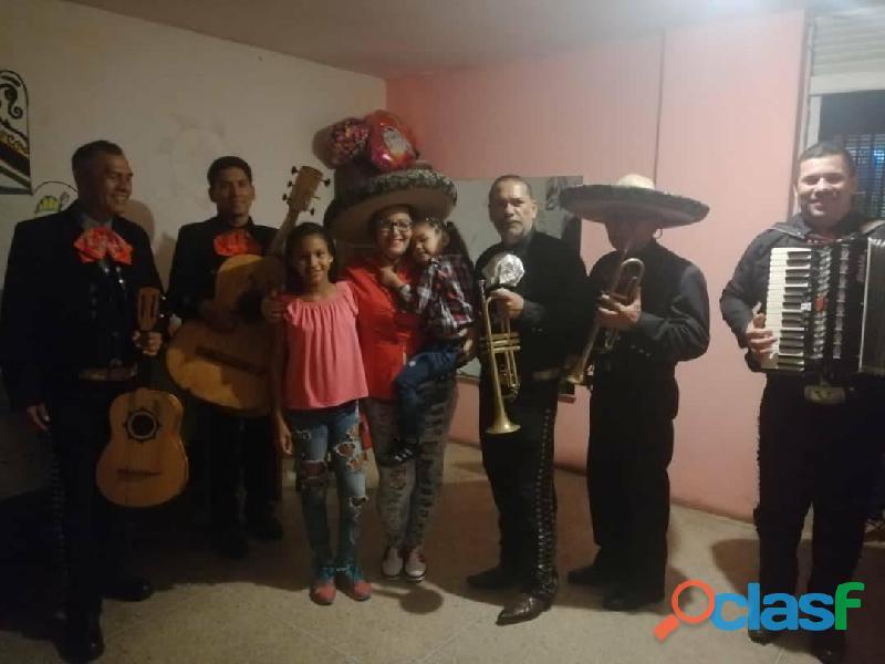 Mariachi Los Barbaros De Mexico De Caracas Venezuela 11