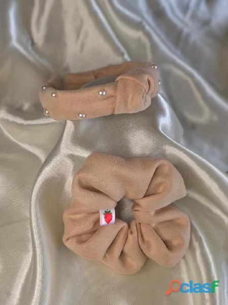 Diadema Scrunchies, Cintillos, Headbands 5