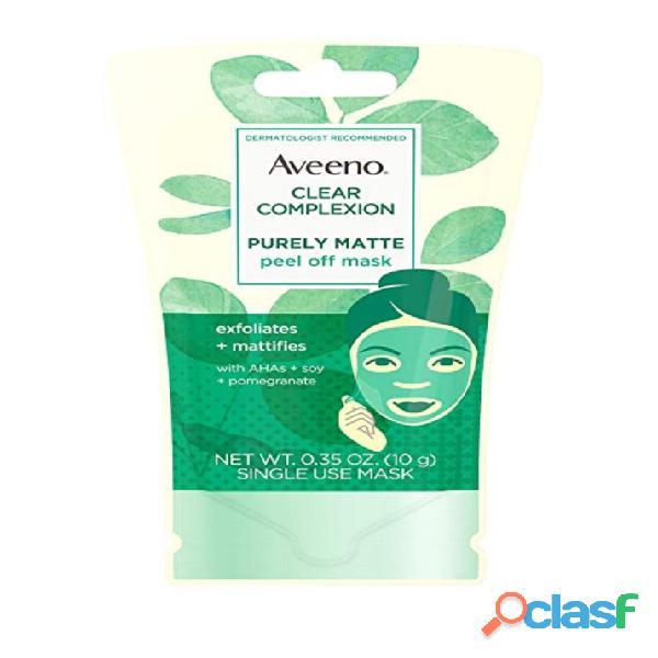Mascarilla facial Aveeno 1