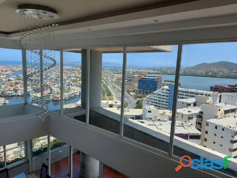 Pent House Suplex en Venta en Res. Oasis El Morro en Lechería con vistas panoramicas de ensueño 18