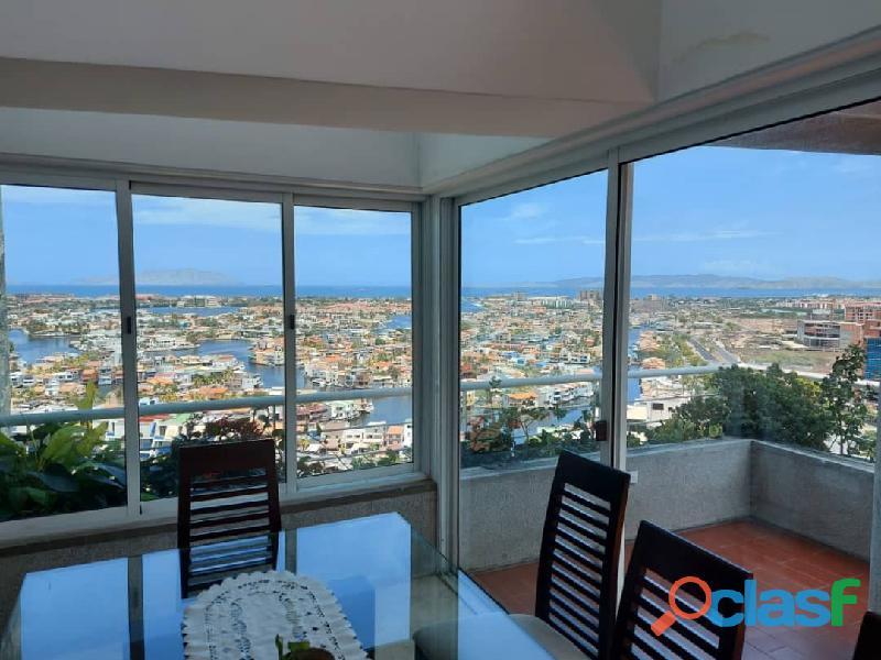 Pent House Suplex en Venta en Res. Oasis El Morro en Lechería con vistas panoramicas de ensueño 17