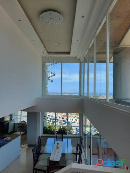 Pent House Suplex en Venta en Res. Oasis El Morro en Lechería con vistas panoramicas de ensueño 14