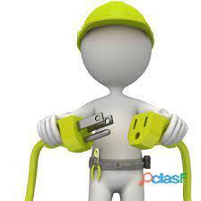 Servicios eléctricos. mantenimiento e instalación