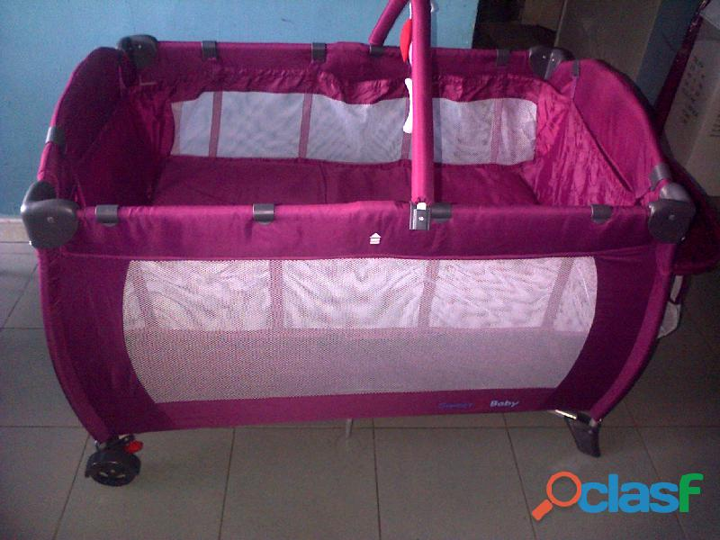 Corral cuna Sweet Baby 1