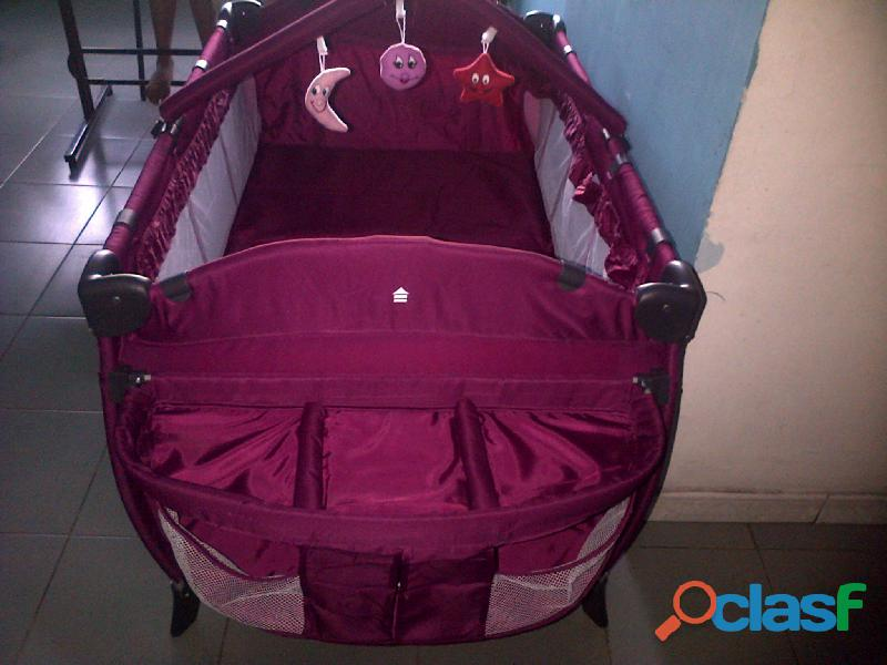 Corral cuna Sweet Baby 2