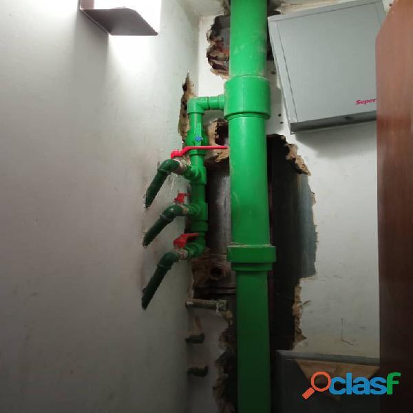 Limpieza de sumideros tanques pozos septicos reparamos todo tipo de bombas destapes