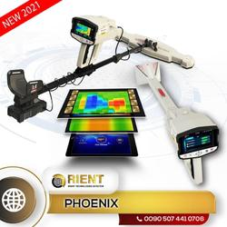 Potente escáner de suelo 3D Phoenix para buscadores