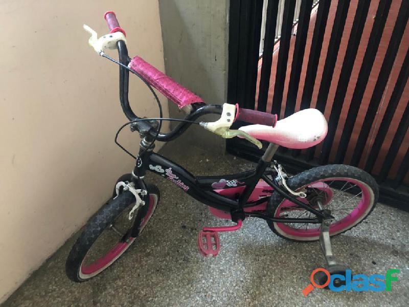 Bicicleta para Niñas Rin 16