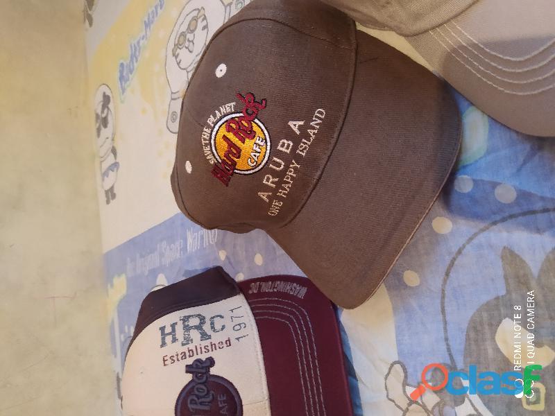 Gorras Hard Rock Café / Remate! 2
