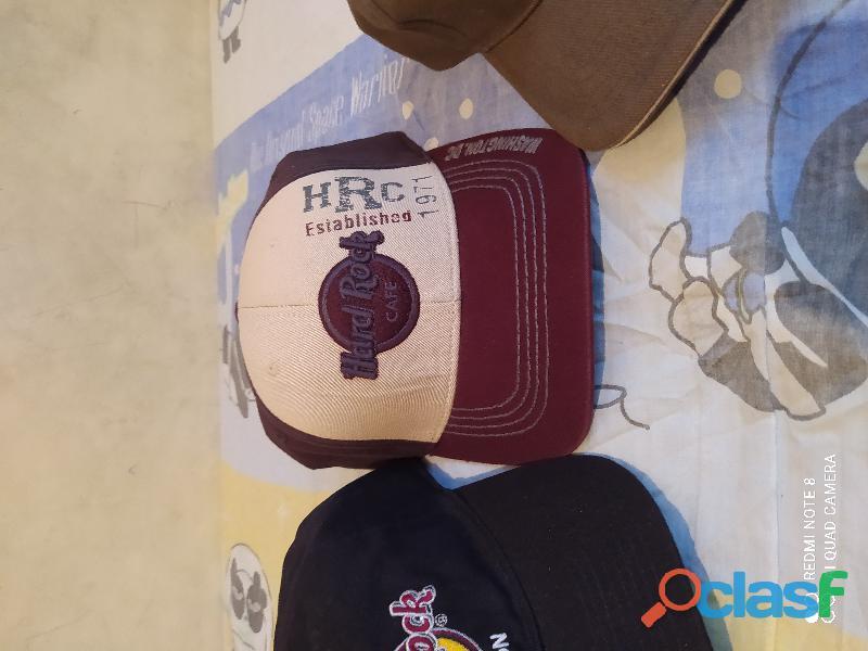 Gorras Hard Rock Café / Remate! 3