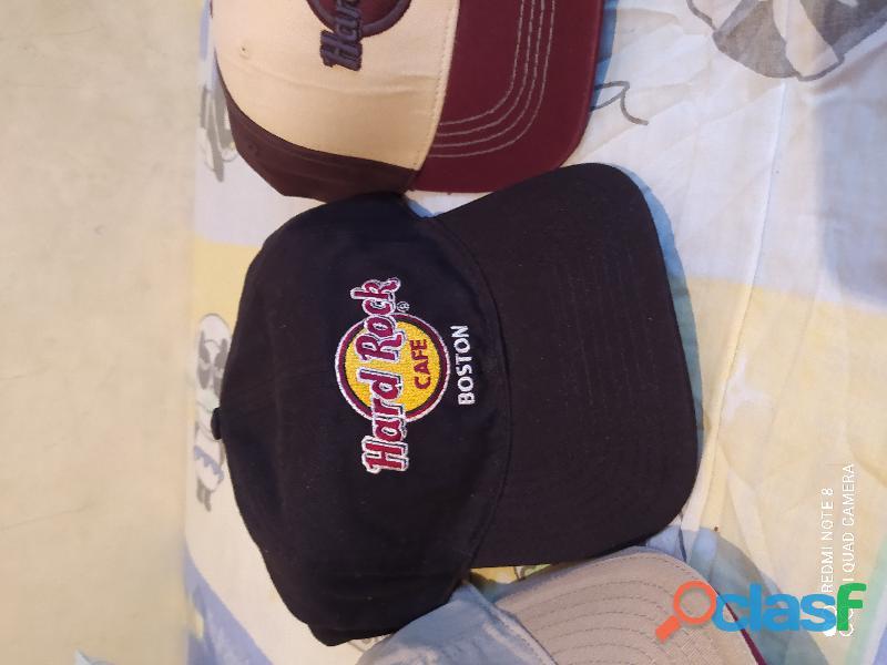 Gorras Hard Rock Café / Remate! 4