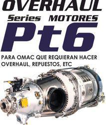Compro motores de aviones hélice pt6 series