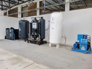 Fabricacion de plantas de oxigeno