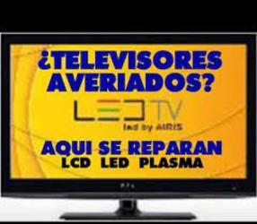 Reparacion de todo tipo de televisor