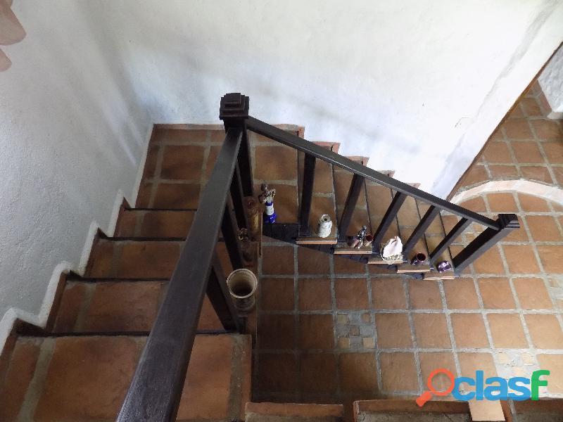 Casa en venta estilo cabaña, Loma de La Virgen 9
