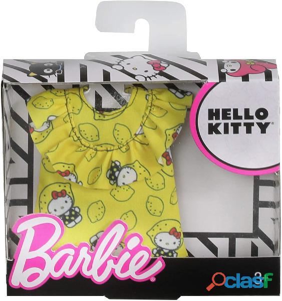 Fashion pack barbie sanrio