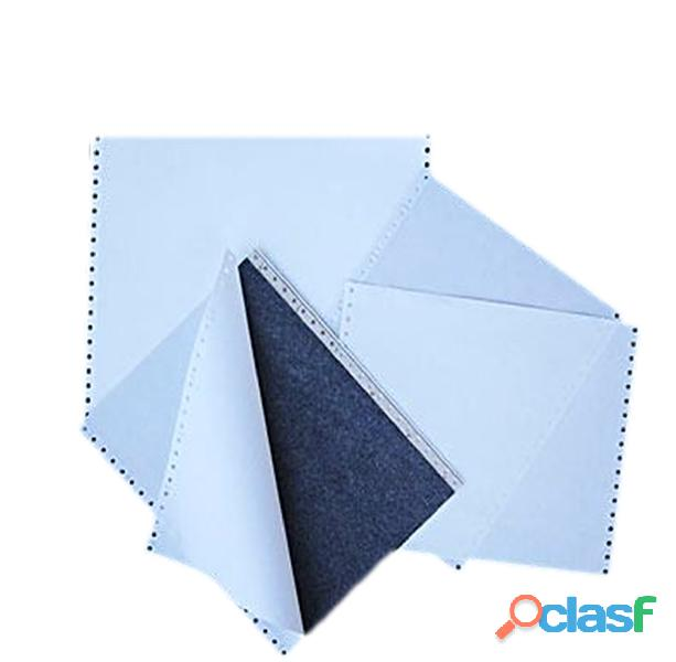 Forma continua y papel carta hp
