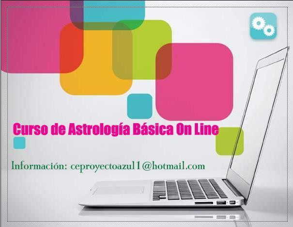 Curso de astrología basica online