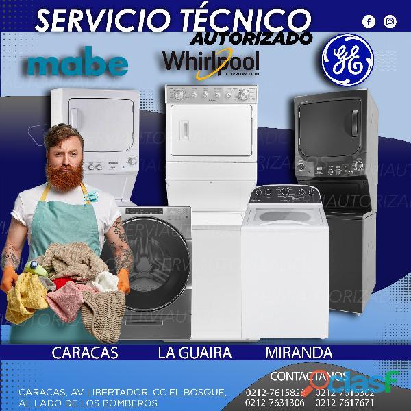 Servicio técnico de lavadoras caracas